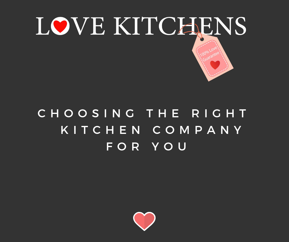 GUIDE TO CHOOSING KITCHEN COMPANY
